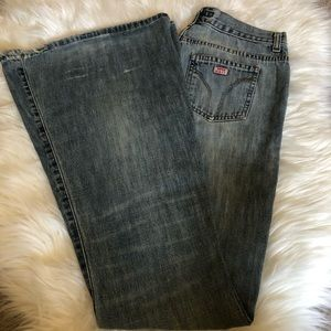 Miss Sixty | Vintage Bellbottom Flare Blue Jeans